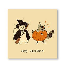 Print Halloween
