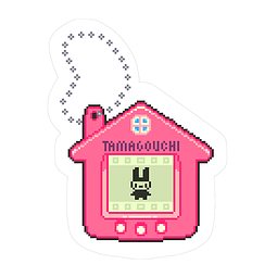 Sticker TamagochI