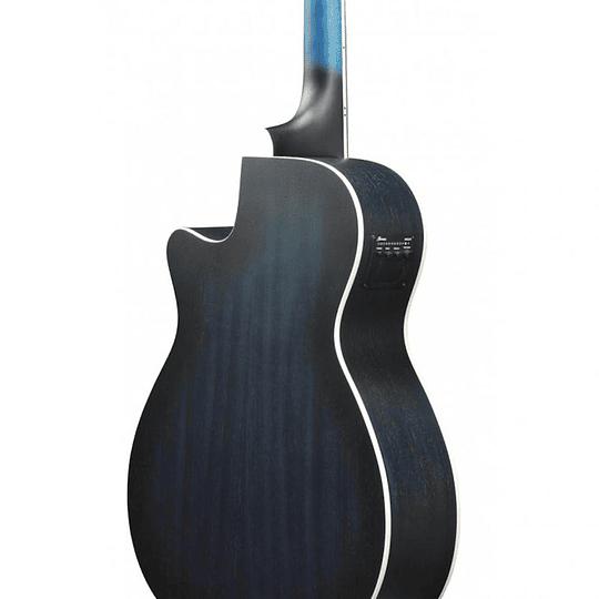 Guitarra Electroacústica Ibanez AEG7 TBO