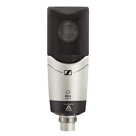 Microfono condensador XLR Sennheiser MK 4