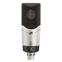Micrófono condensador XLR Sennheiser MK 4