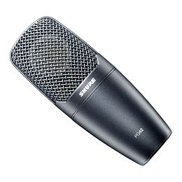 Micrófono condensador XLR Shure PG42-LC