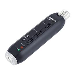 Interfaz XLR a USB Shure X2u