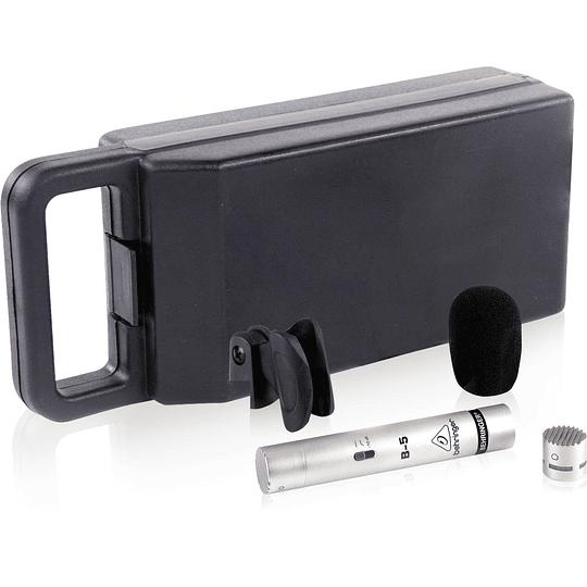 Micrófono condensador XLR Behringer B-5