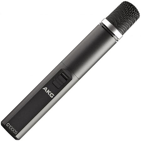 Microfono Condensador XLR AKG C1000S