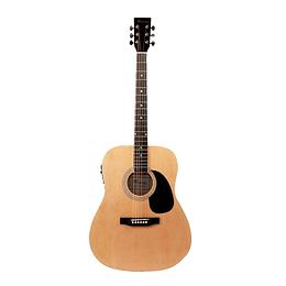 Guitarra electroacústica Mercury MSEA1 Natural