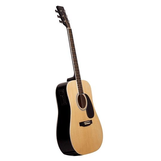 Guitarra Electro Acustica Mercury MSEA1 NAT