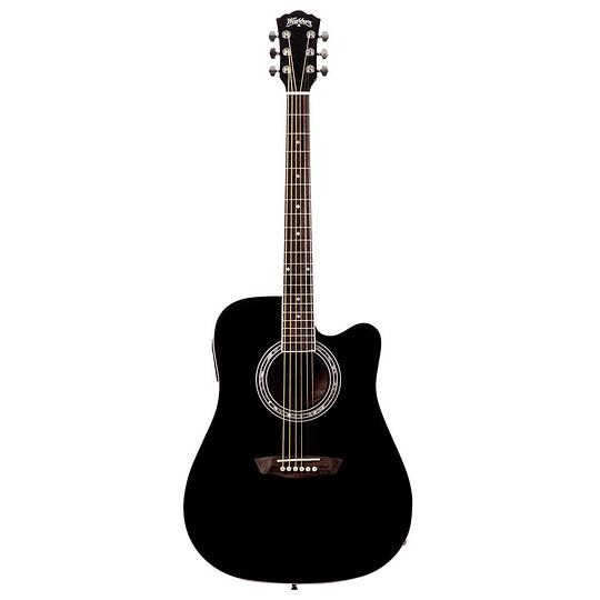 Guitarra Electroacustica 41'' Washburn WA90CEB