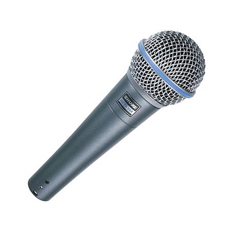 Microfono Vocal Dinamico Shure Beta 58A