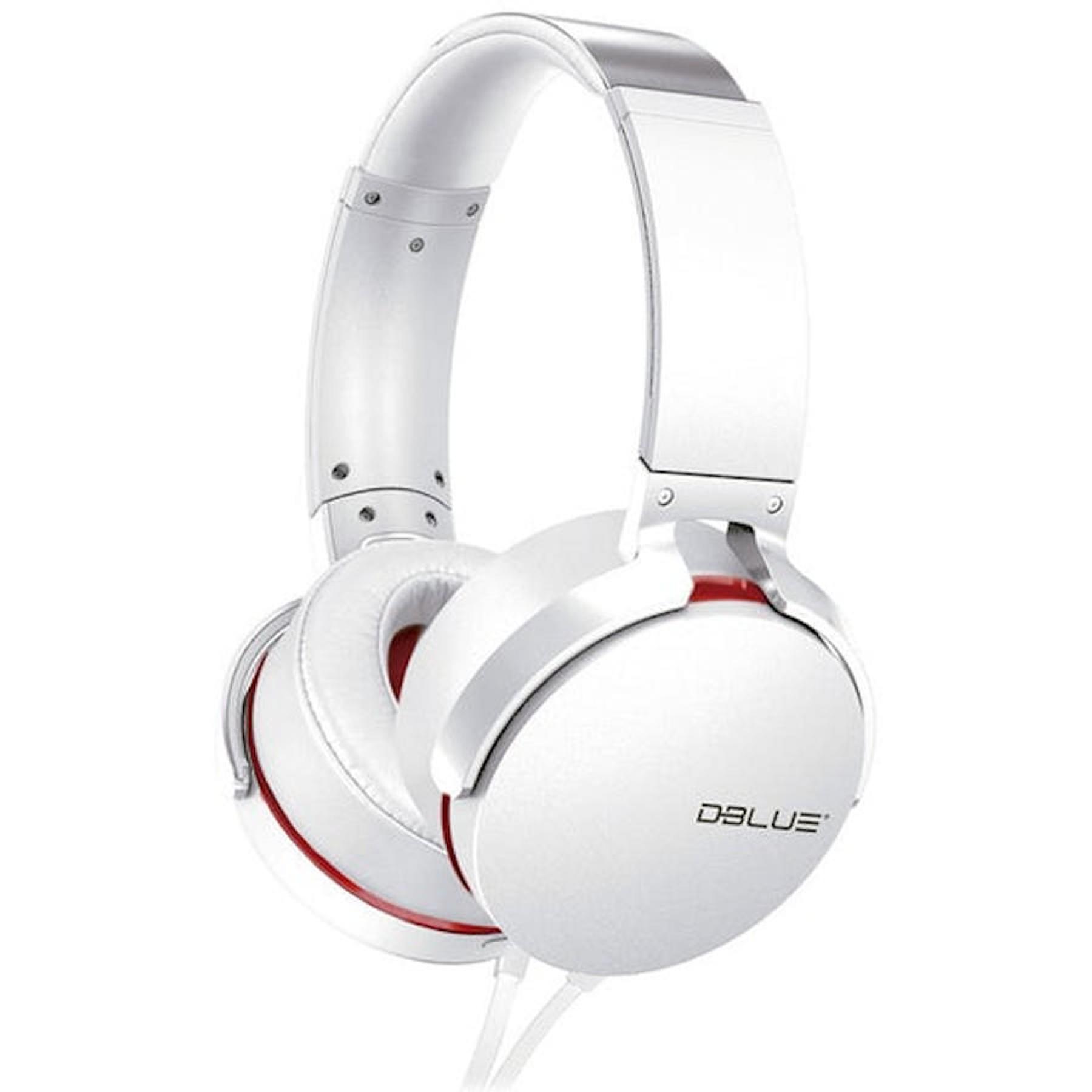 Audifonos Manos Libres DBLUE Extra Bass DBA700W