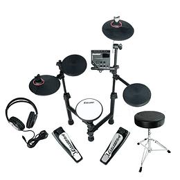 Bateria Electronica Carlsbro CLUB100BP1 c/sillin y audífonos