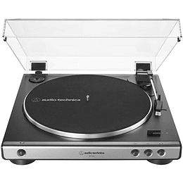 Tornamesa Audiotechnica AT-LP60X-GM