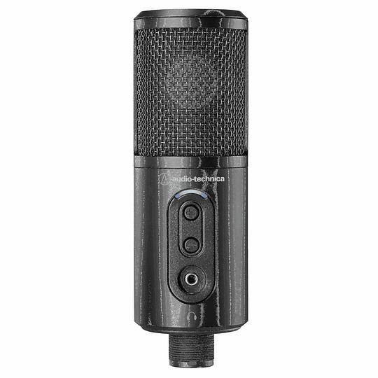 Microfono Condensador USB Audiotechnica ATR2500x-USB