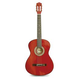 Guitarra acustica 36'' Roja Hendrix HX0023