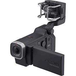Videocamara Zoom Q8 Full HD USB/HDMI y audio estereo X/Y