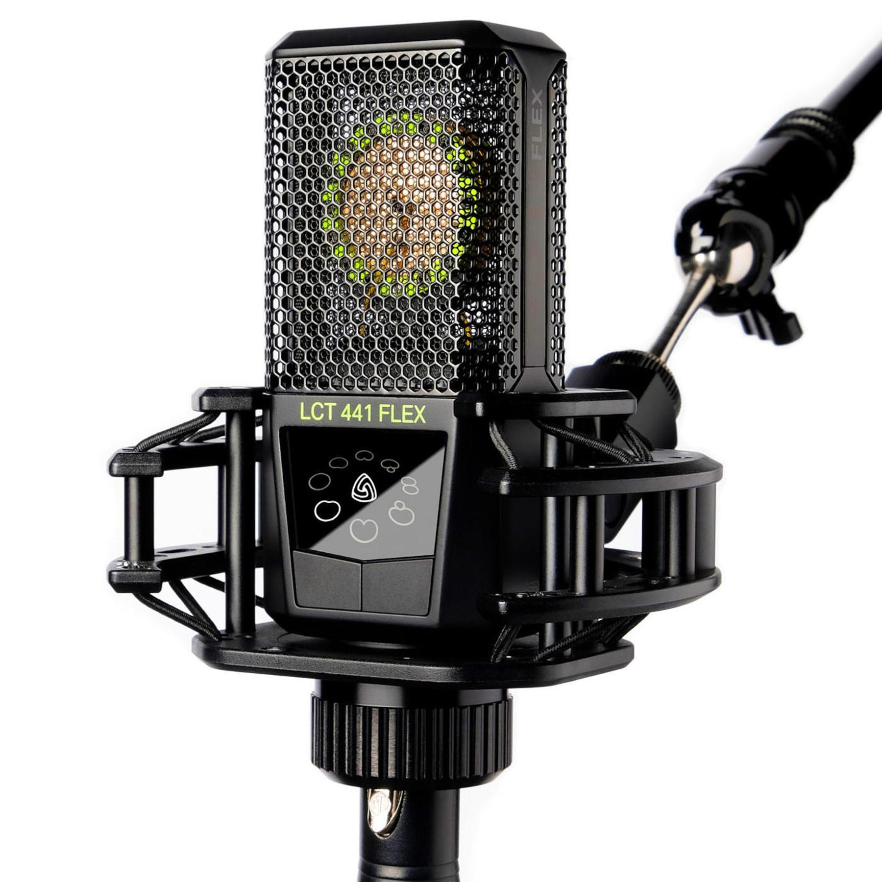 Microfono Condensador Lewitt LCT 441 FLEX