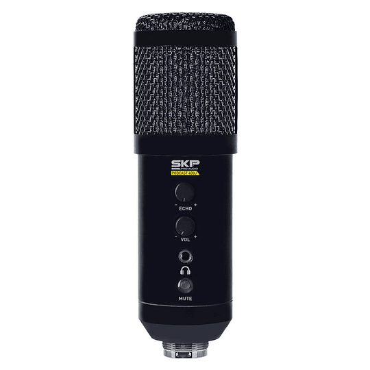 Microfono Condensador USB SKP Podcast 400