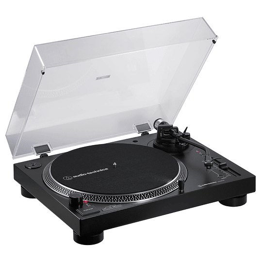 Tornamesa Audiotechnica AT-LP120XBT-USB-BK