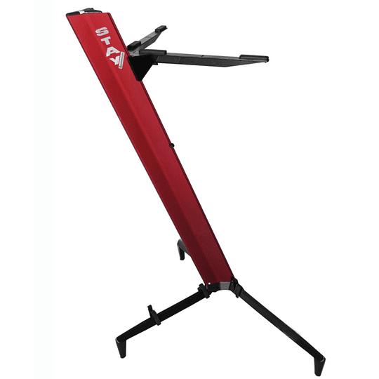 Stand de teclado simple Stay SLIM 1100/01 Rojo