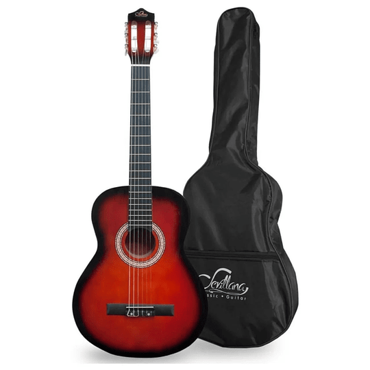 Guitarra Acústica 39'' Sevillana 08447 Sunburst