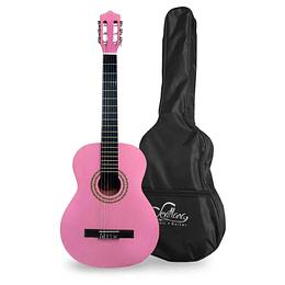 Guitarra Acústica 39'' Sevillana 08451 Pink