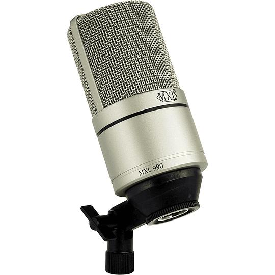 Microfono Condensador XLR MXL 990