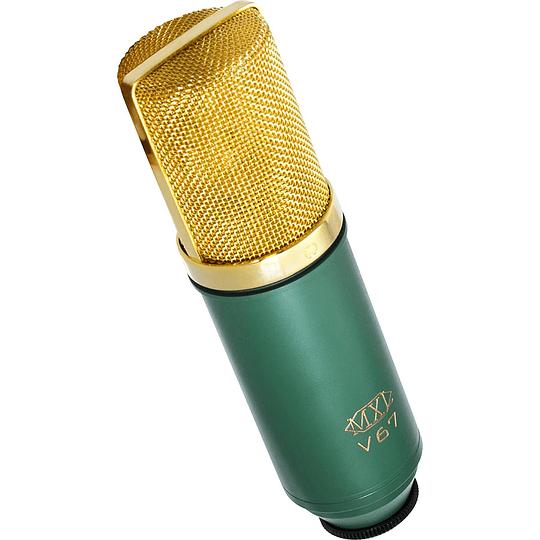 Microfono Condensador XLR MXL V67G