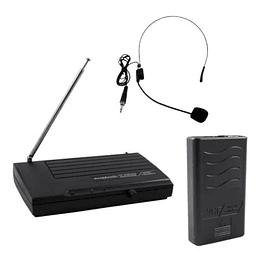 Micrófono de cintillo CarverPro MVI-09