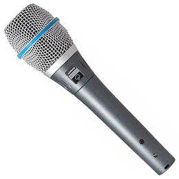 Microfono Vocal Dinamico Shure BETA 87C