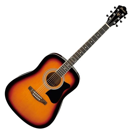 Set de Guitarra Acustica Ibanez V50NJP VS