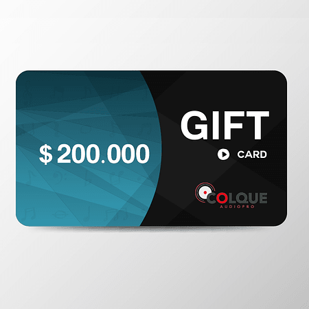 Gift Card 200 mil