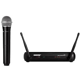 Microfono Inalambrico de mano Shure SVX24/PG28