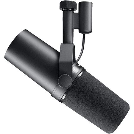 Microfono Condensador XLR Shure SM7B