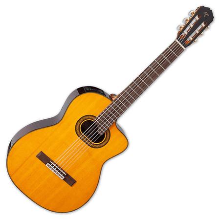 Guitarra Electroacustica Nylon Takamine GC6CE NAT