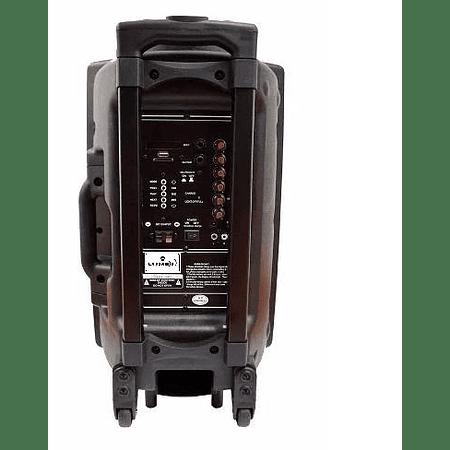 Caja Acustica Portatil LA.Power Portable 10