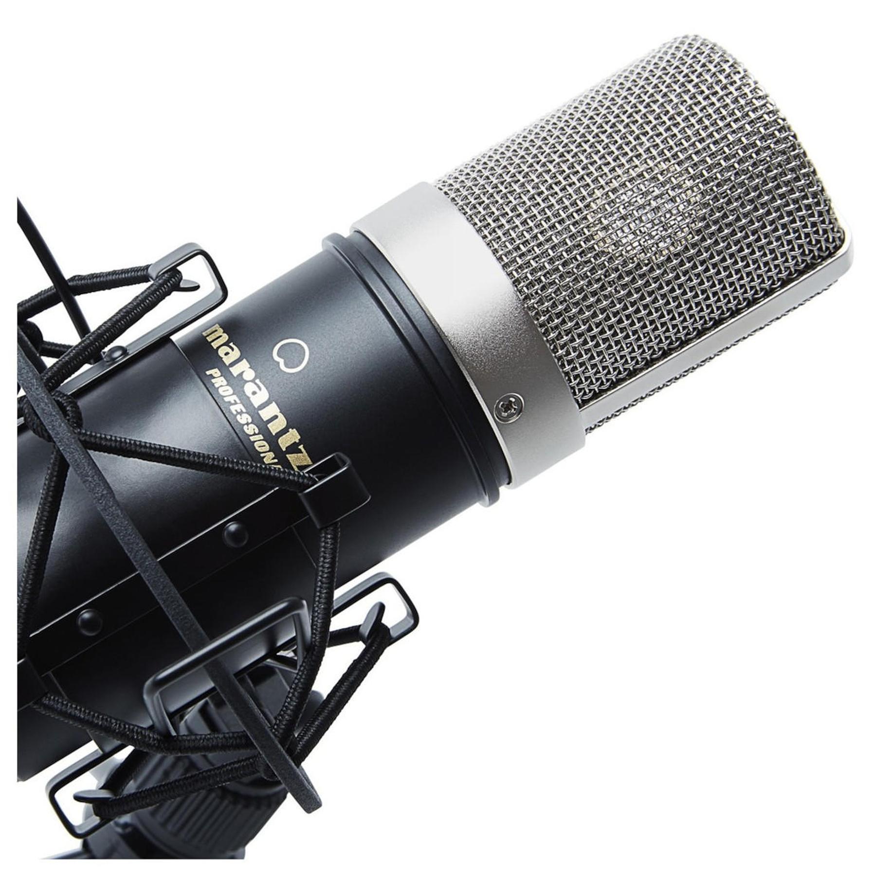 Microfono Condensador XLR Marantz MPM-1000