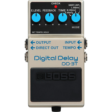 Pedal de efecto Boss DD-3T Digital Delay