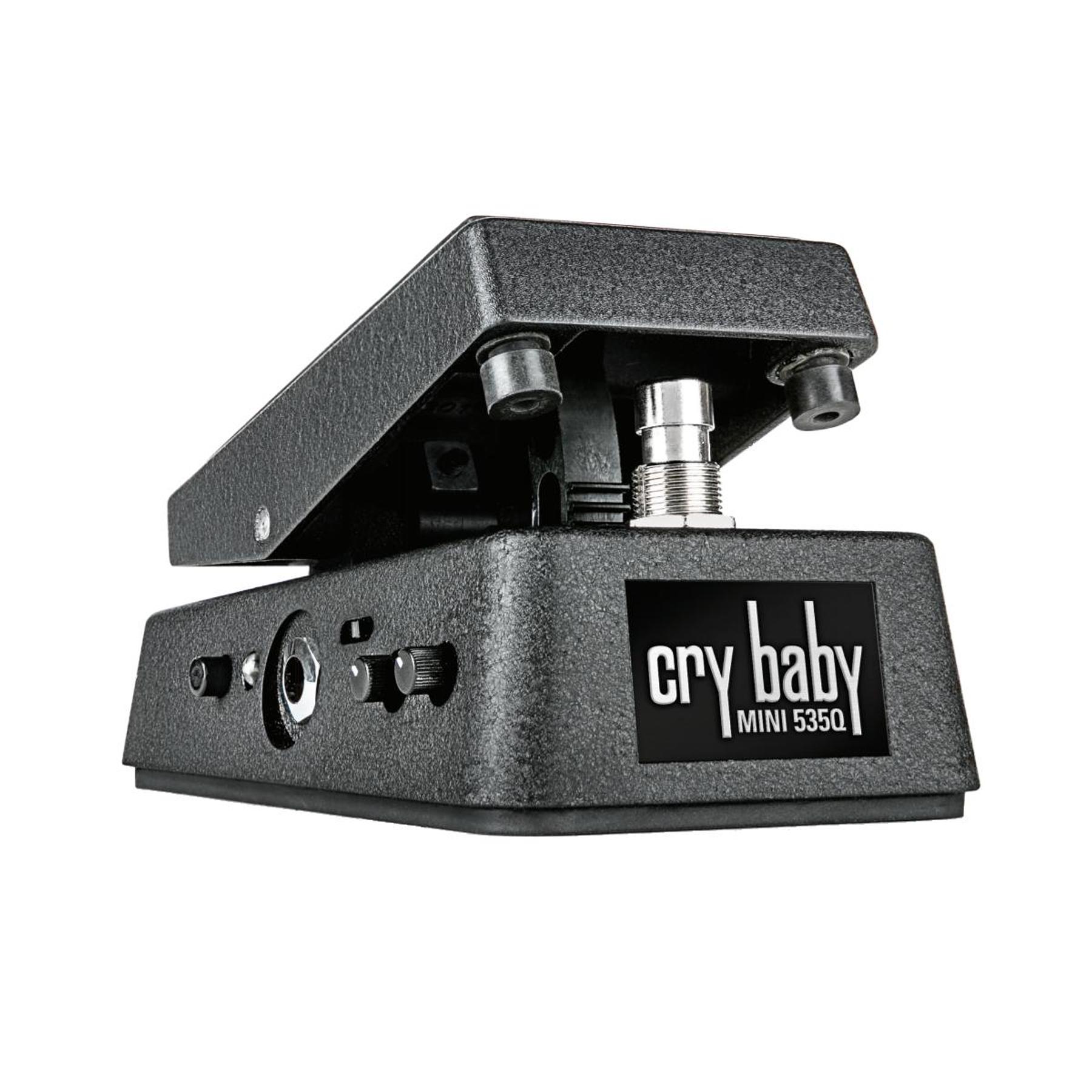 Pedal de efecto Dunlop Cry Baby Mini Wah CBM535Q
