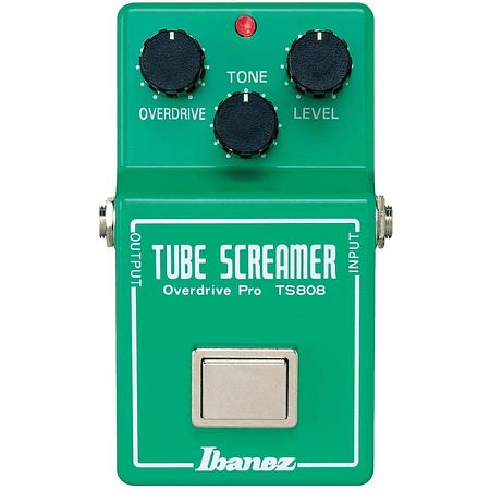 Pedal de efecto Ibanez TS808 Tube Screamer