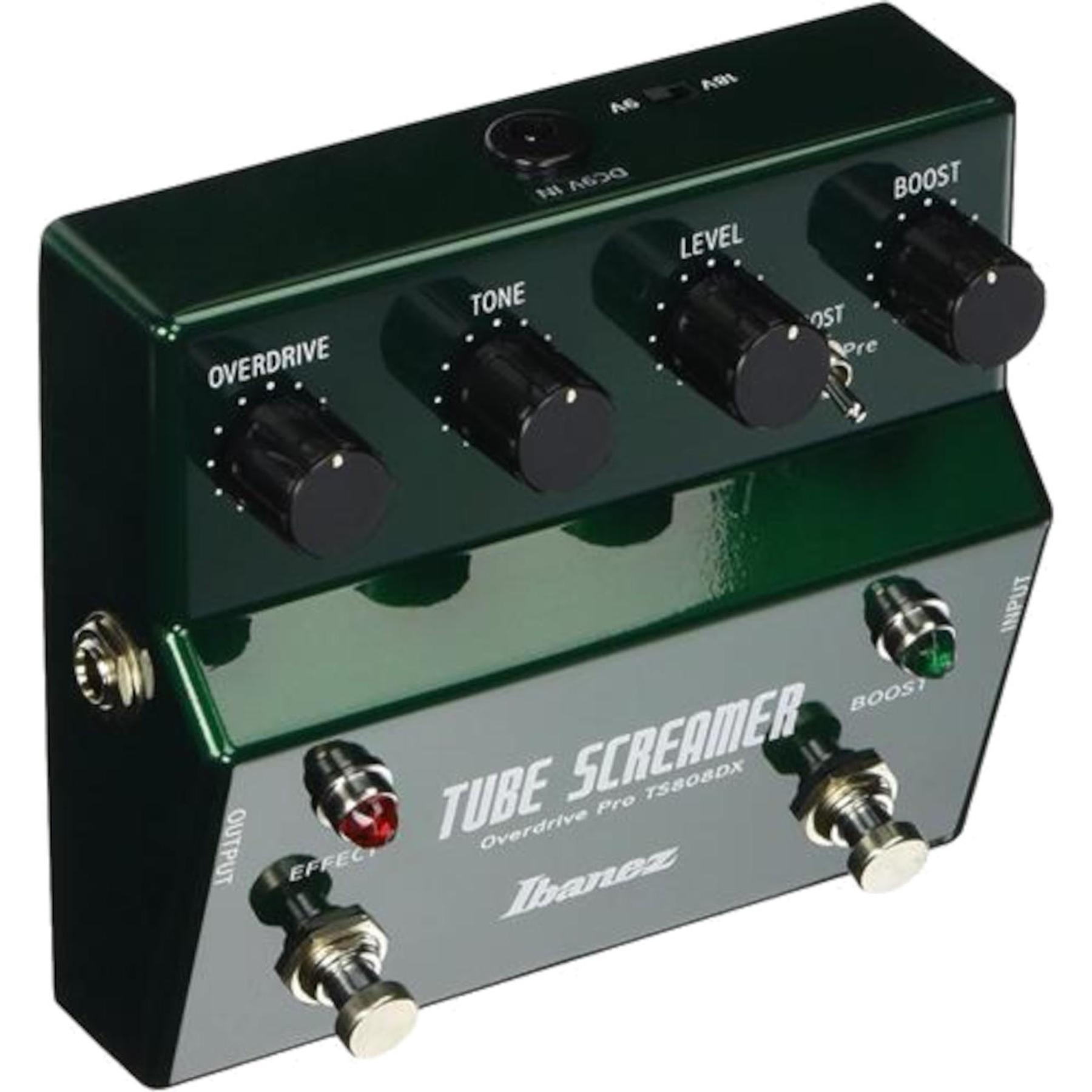 Pedal de efecto Ibanez TS808DX Tube Screamer
