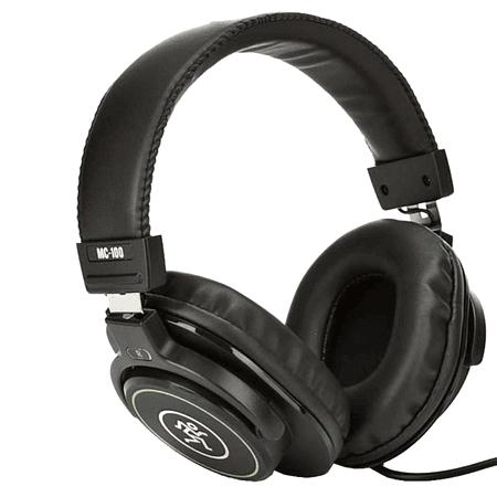Audifonos de monitoreo Mackie MC-100