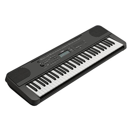 Teclado Yamaha PSR-E360 Black