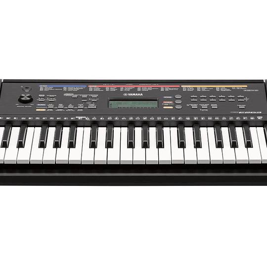 Teclado Yamaha PSR-E263