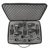 Kit Microfono Inalámbrico para BateríaShure PGADRUMKIT7