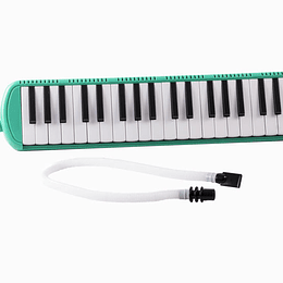 Melodica Lubeck M37VE Verde 37 Notas