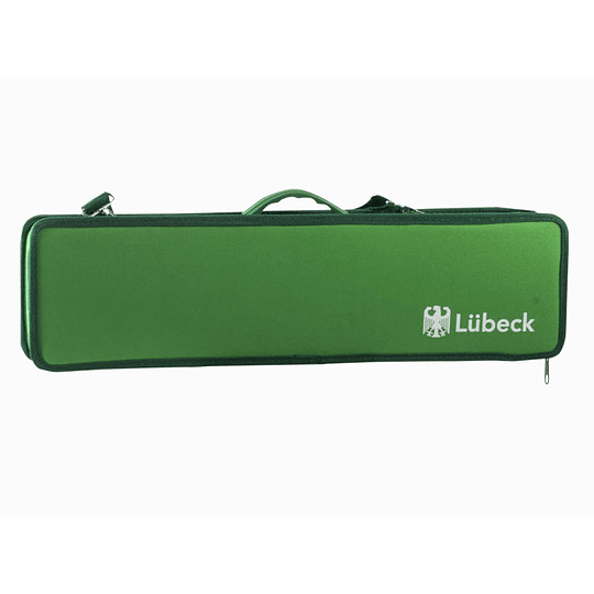 Melodica Lubeck M37VE Verde 37 Notas