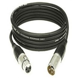 Cable para Microfono Mekse XLR-XLR-10