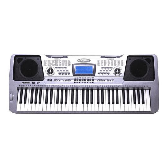 Teclado 5 octavas Agostini LP-6110