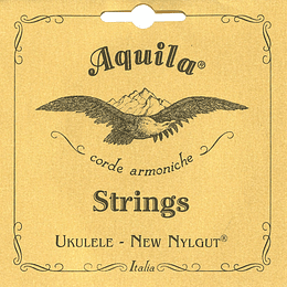 Set de Cuerdas para Ukelele Soprano Aquila New Nylgut 4U