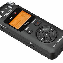 Grabadora de Audio Portátil TASCAM DR-05